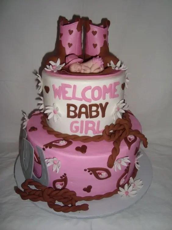 Baby Shower Vaquerita Dale Detalles