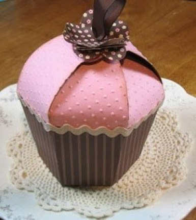 caja con forma de cupcake2