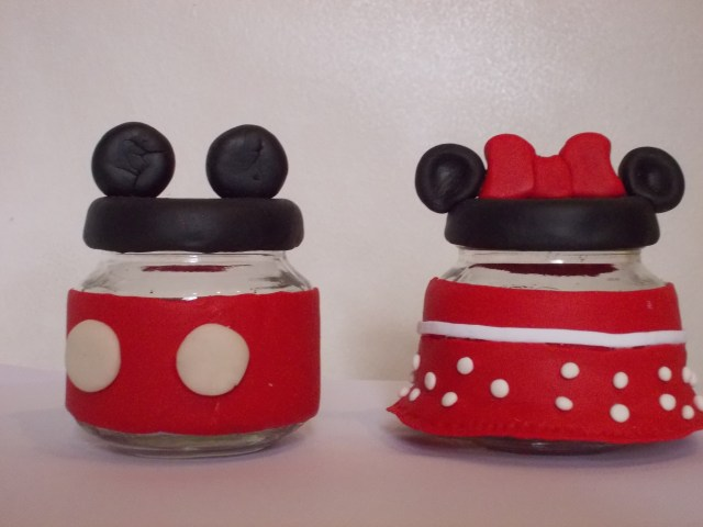 dulceros minnie y mickey1