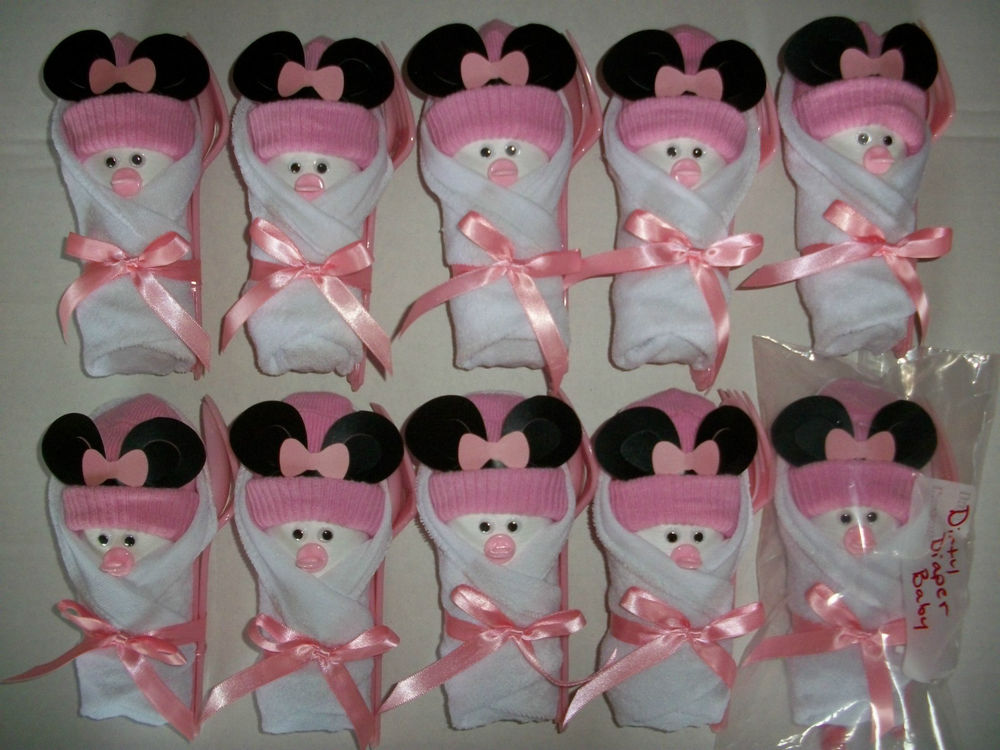 Ideas Para Baby Shower De Nina.Baby Shower Minnie Mouse Dale Detalles