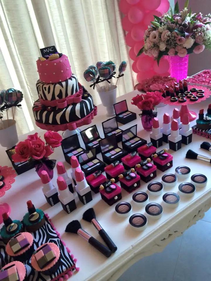 Fiesta Tem 225 Tica De Maquillaje Dale Detalles