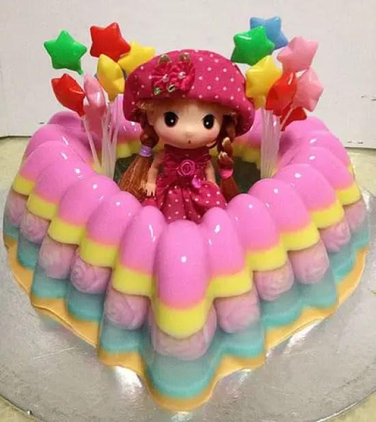 gelatina princesa10