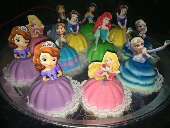 gelatina princesa5