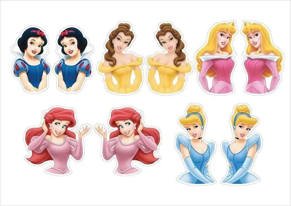 Gelatinas de princesas dale detalles - Fiestas infantiles princesas disney ...