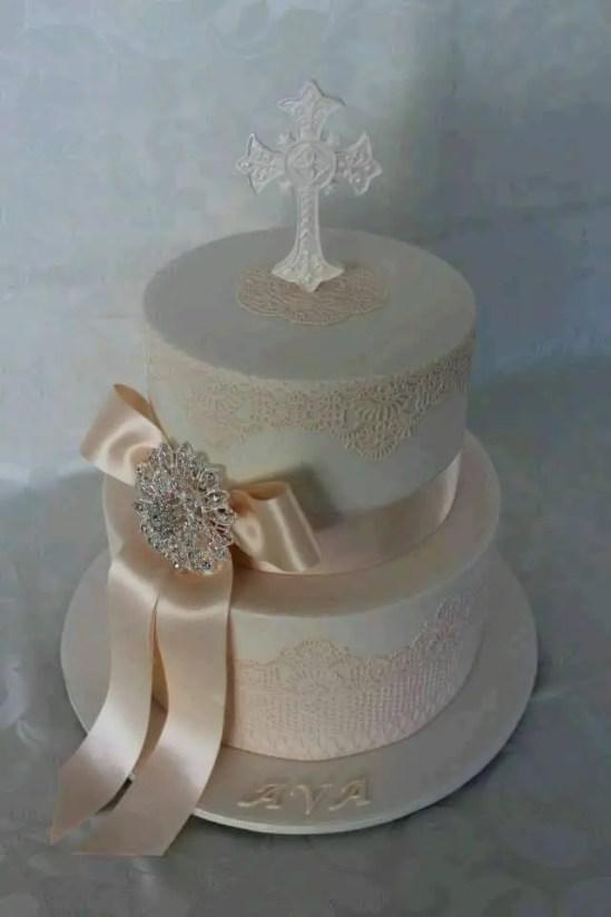 pastel para bautizo18
