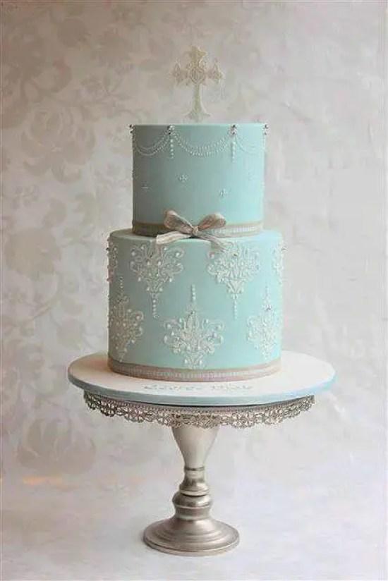 pastel para bautizo3