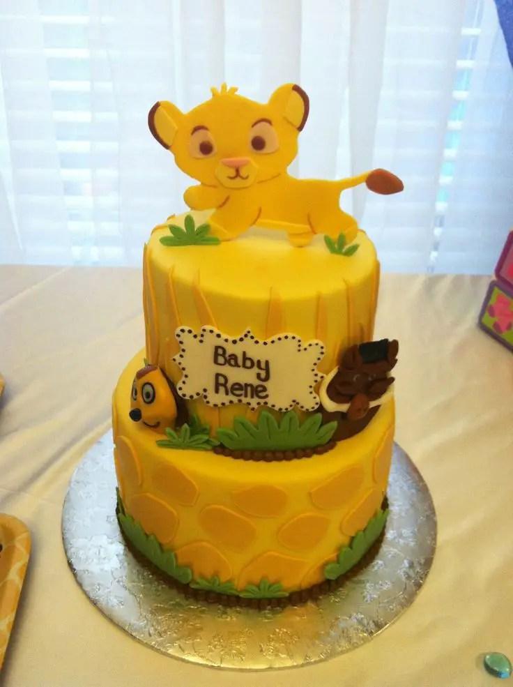 Baby shower Simba Rey Len Dale Detalles