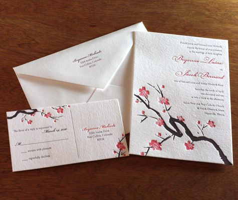 boda flor de cerezo