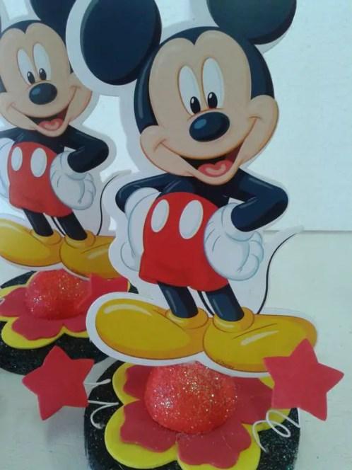 centros de mesa mickey mouse13