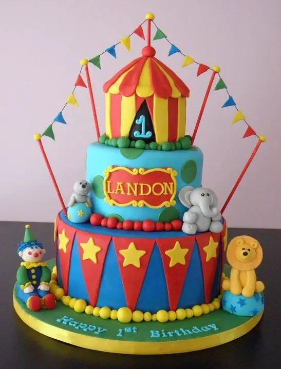 pastel circo1