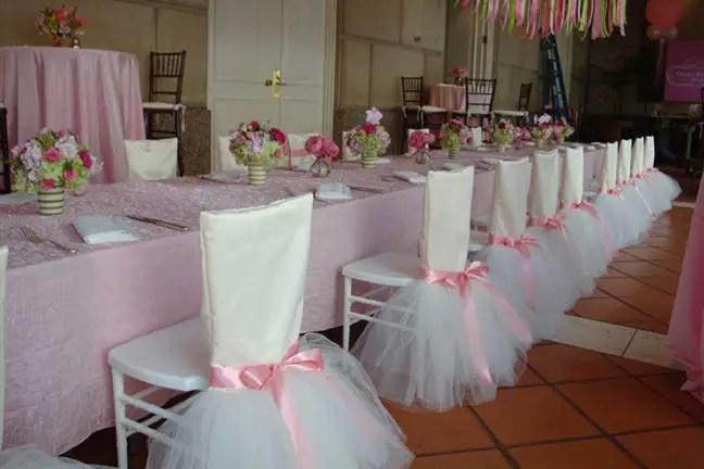 Decoraci n de sillas para fiestas infantiles dale detalles for Sillas para quince