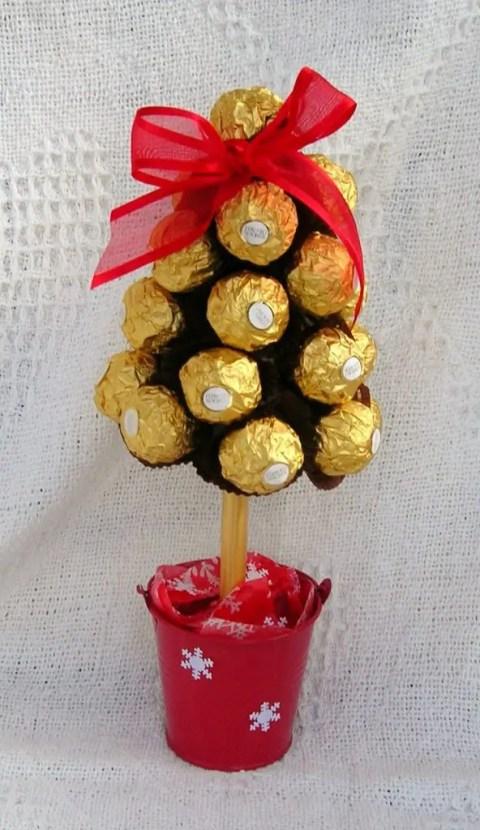 arreglos con chocolates ferrero12