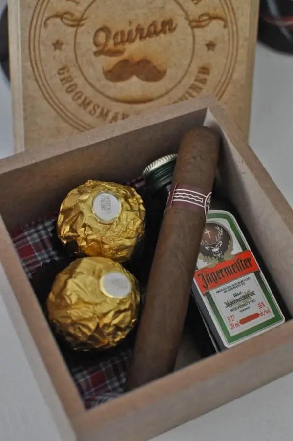Ideas para obsequiar chocolates Ferrero Rocher en Navidad - Dale Detalles