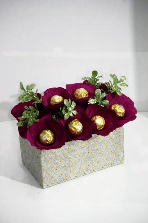 arreglos con chocolates ferrero6