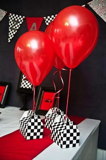 centro de mesa con globos10