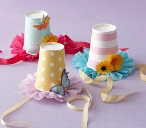 dulceros con vasos desechables27