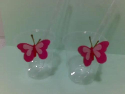 dulceros con vasos desechables5