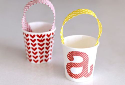 dulceros con vasos desechables9