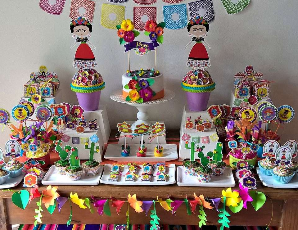 Fiesta tem tica frida kahlo dale detalles for Articulos decoracion baratos
