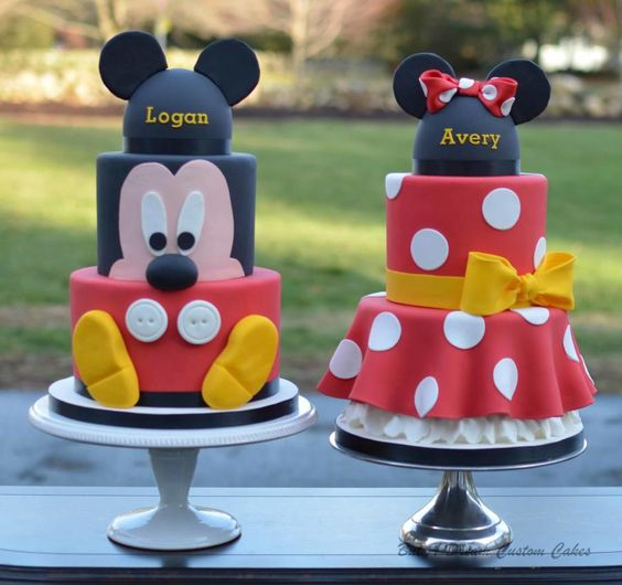 minnie y mickey mouse8