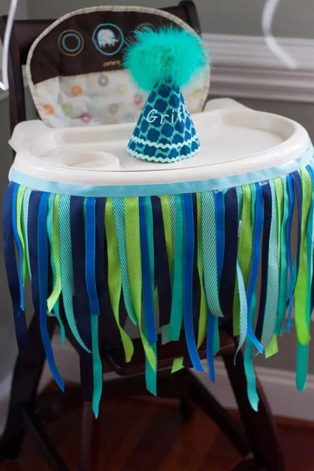 silla de bebe decorada13
