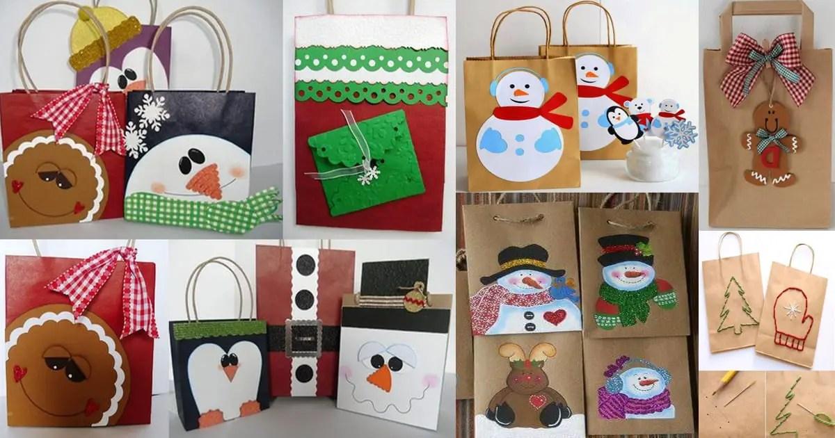 Envolturas originales para tus regalos de navidad dale for Envolturas para regalos
