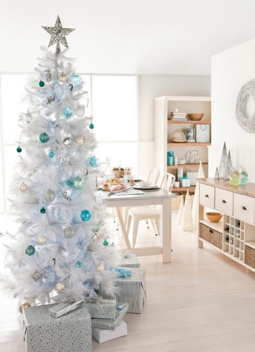 Decorated White Christmas Tree Images Pictures Of White Christmas Trees Decorated Ivocaliz - Christmas Ideas 2016
