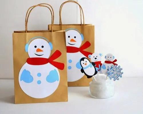 Envolturas originales para tus regalos de navidad dale - Ideas originales para navidad ...
