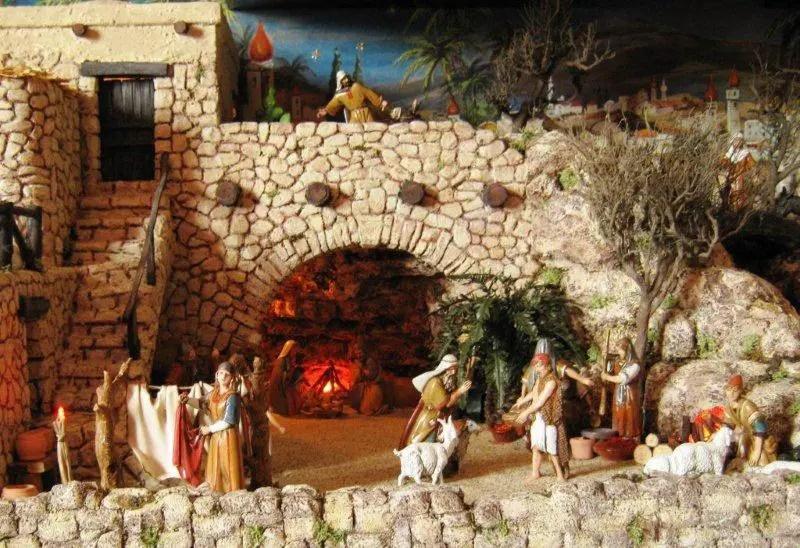 Hermosos Nacimientos o Belenes navideños - Dale Detalles