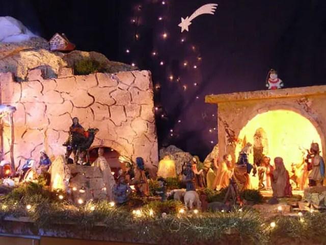 hermosos nacimientos o belenes navide241os dale detalles