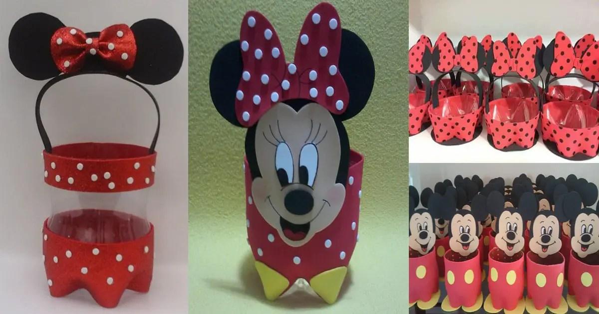 Invitaciones Minnie Para Shower Como Hacer Mouse De Baby