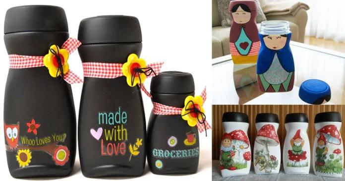 Ideas para reutilizar frascos de nescaf dale detalles for Reciclar frascos de vidrio de cafe