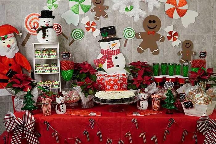 Increíbles ideas para fiesta infantil navideña - Dale Detalles