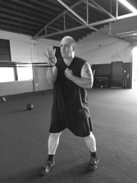 Kwongsai Mantis Strength Training