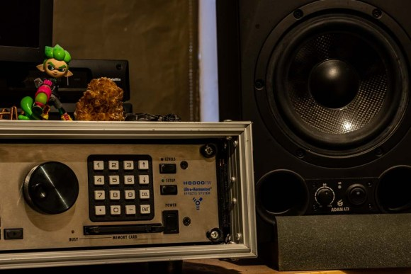 Adam A7X Speakers and Eventide H8000FW