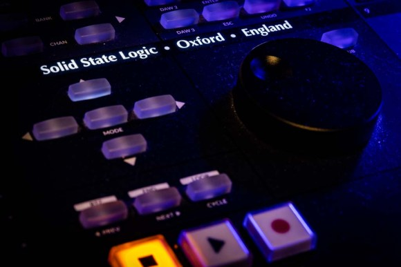 Solid State Logic Nucleus 2 Mixer
