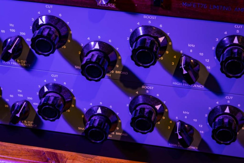 Warm Audio EQP-WA Pultec Eq's