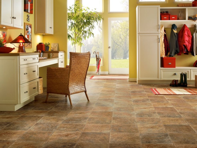 luxury vinyl tile lvt one of today