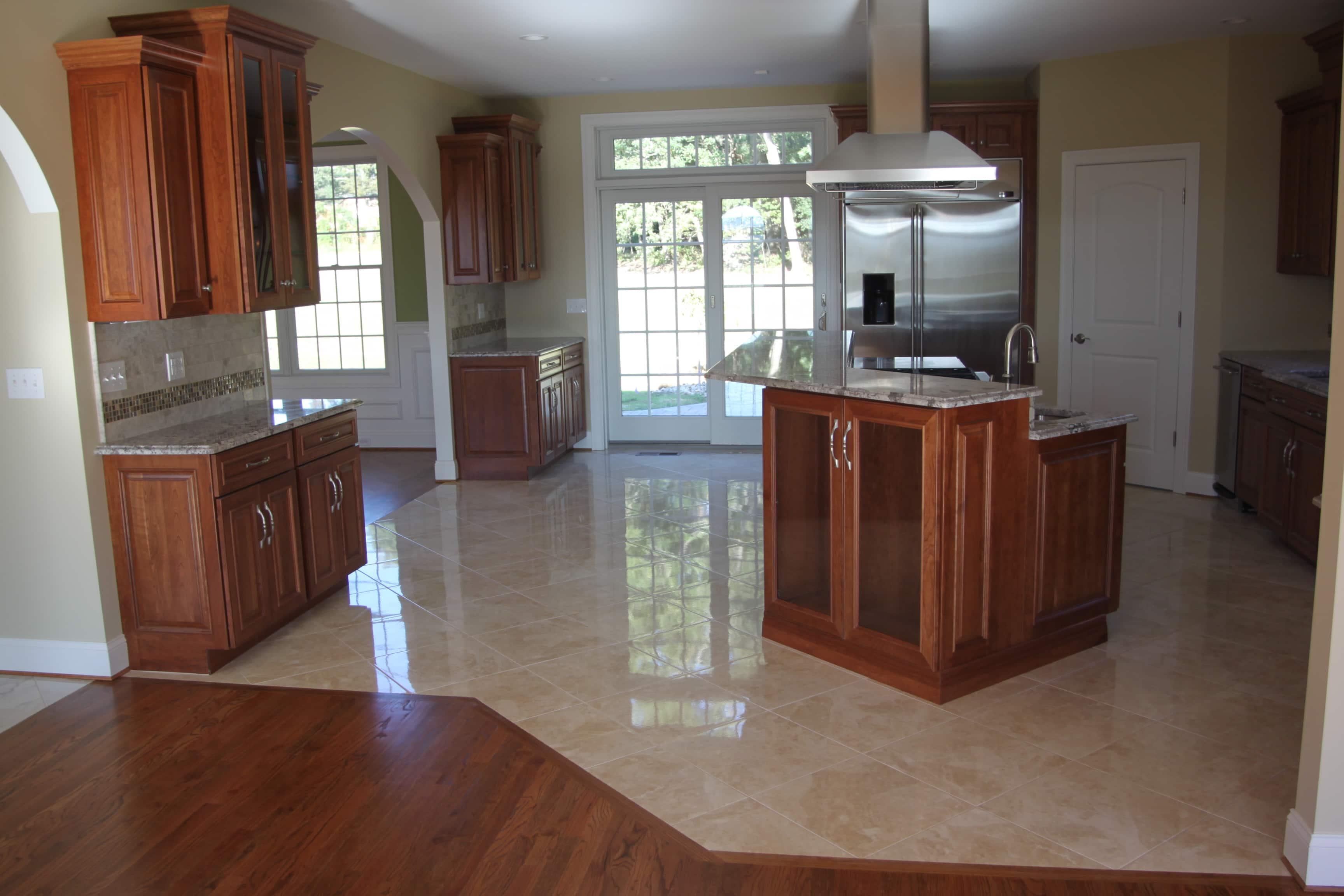 designing kitchen floors dalene flooring