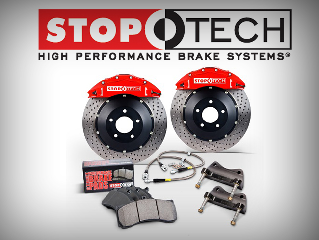 Brake Kits from HAWK, EBC and Stoptech will SAVE you money!!