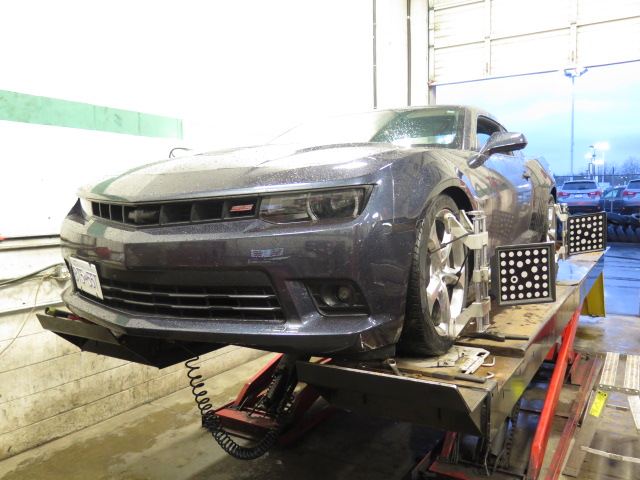 Camaro Getting New Performance Coilsprings