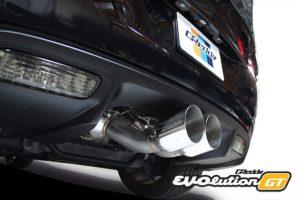 GREDDY EVOLUTION GT EXHAUST: 06-13 CORVETTE Z06