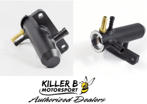 KILLER B ENGINE COOLANT FILLER TANK: 2002-2007 WRX 2004-2016 STI
