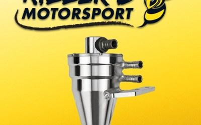 KILLER B MOTORSPORT AIR/OIL SEPARATOR: FMIC WRX FA20