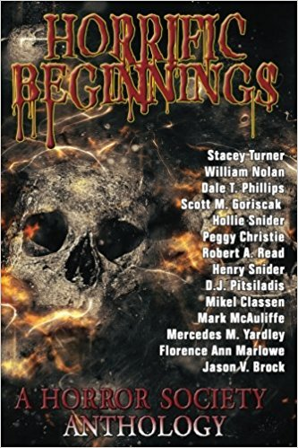 Horrific Beginnings cover image