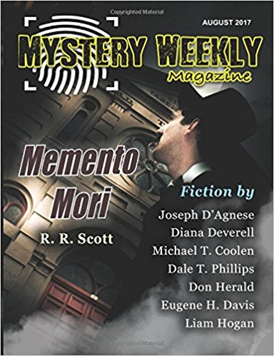 Mystery Weekly cover image