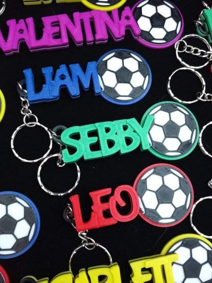 Football Keyrings