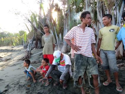 Suai fishermen