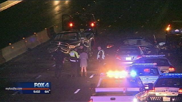 Truck Texas Driver Killed