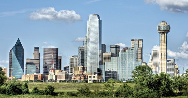 Dallas Skyline Trinity | City of Dallas